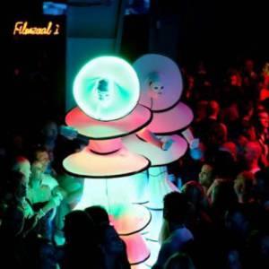 Circle Mania LED Steltloopact inzetten?