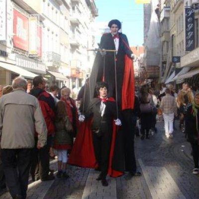 Dracula - De meester en zijn Leerling boeken?