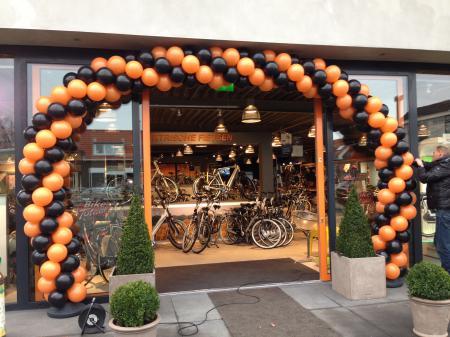 Fotoalbum van Ballonnenboog | SintenKerst.nl