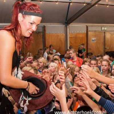 Foto van Dikdakkers Cowboys en Indianenshow | Kindershows.nl