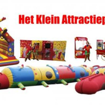 Fotoalbum van Klein Attractieplein | clownshow.nl