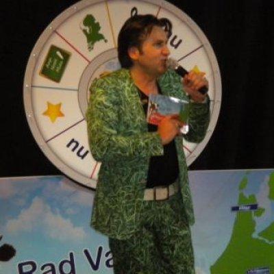 Foto van Rad van Holland - Spelshow voor evenementen | JB Productions