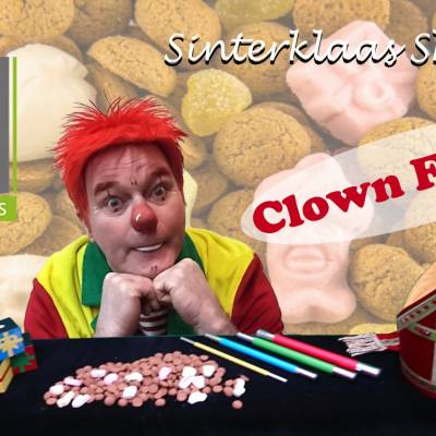 Clown Flapipo's Sinterklaasshow inhuren?