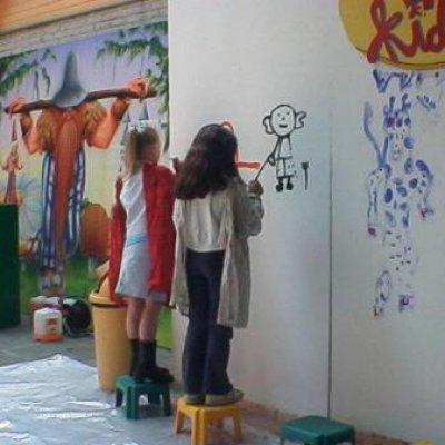 Fotoalbum van Mega Attractieplein | Kindershows.nl