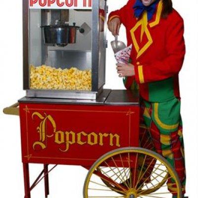 Fotoalbum van Mega Attractieplein | Clownshow.nl