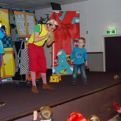 Foto van Julians  Sinterklaasshow | Sinterklaasshow.nl