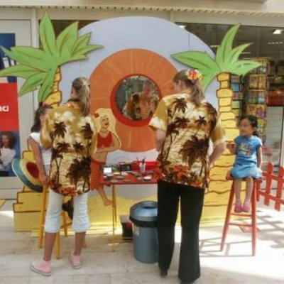 Tropical Kids Party - Klein inhuren