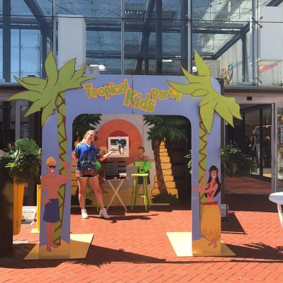 Tropical Kids Party - Klein huren?