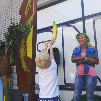 Tropical Kids Party - Klein boeken of huren?