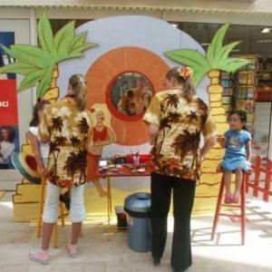 Tropical Kids Party - Groot huren of boeken