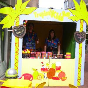 De Tropical Kids Party - Groot inhuren
