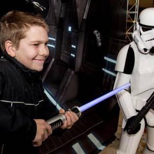 Het Star Wars Event boeken