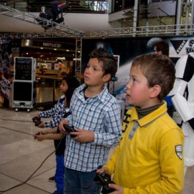 Fotoalbum van Star Wars Event | Kindershows.nl