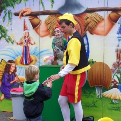 Foto van Het Klein Sprookjesplein | Kindershows.nl