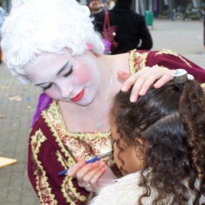 Foto van Het Groot Sprookjesplein | Kindershows.nl