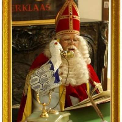 Fotoalbum van De BellPiet - Bellen met Sinterklaas | Sinterklaasshow.nl