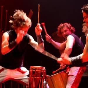 Circle Percussion - Slagwerkgroep inhuren?