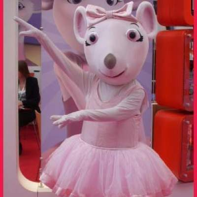 Foto van Meet & Greet Angelina Ballerina | JB Productions