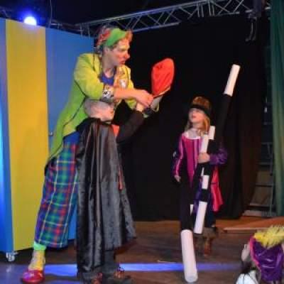 Fotoalbum van Clown Dico's Magische Sintshow | Clownshow.nl