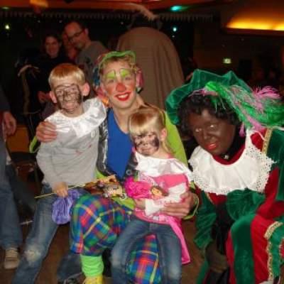 Foto van Clown Dico's Magische Sintshow | Clownshow.nl