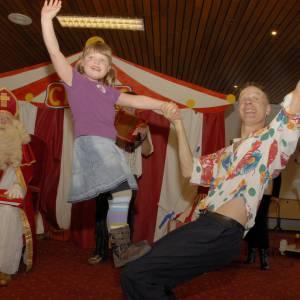 Circus voor Sinterklaas inhuren?