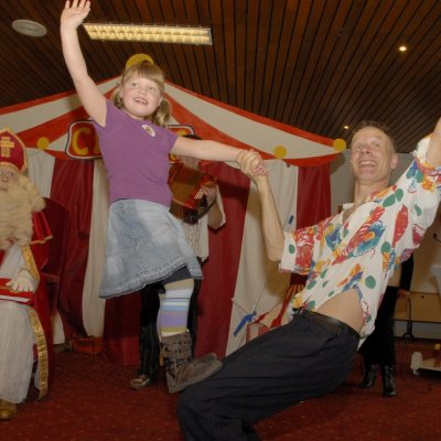 Fotoalbum van Circus voor Sinterklaas | Kindershows.nl