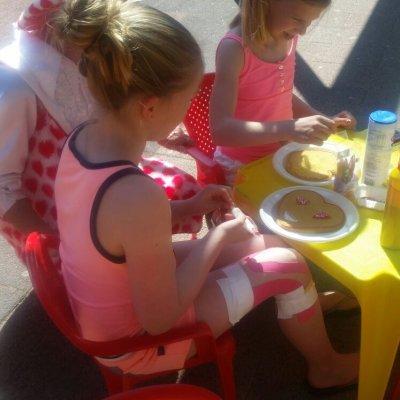 Kids Workshop - Koekhart Versieren voor Valentijnsdag inhuren?