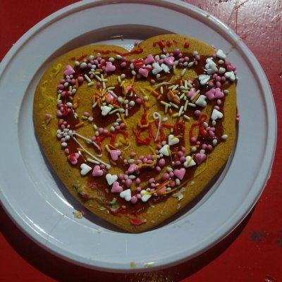 Foto van Kids Workshop - Koekhart Versieren voor Valentijnsdag | Attractiepret.nl