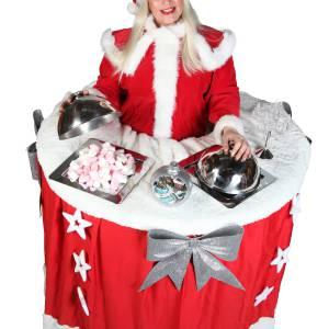 Walking Table - Christmas inhuren?