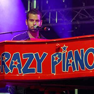 The Crazy Pianos on Tour boeken