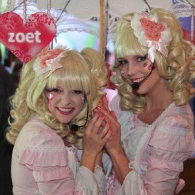 Foto van Dames van de Liefde | Attractiepret.nl