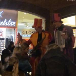 Orkest op Stelten - Big Boys inhuren?