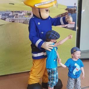 Brandweerman Sam - met Meet & Greet  Event 1 inhuren