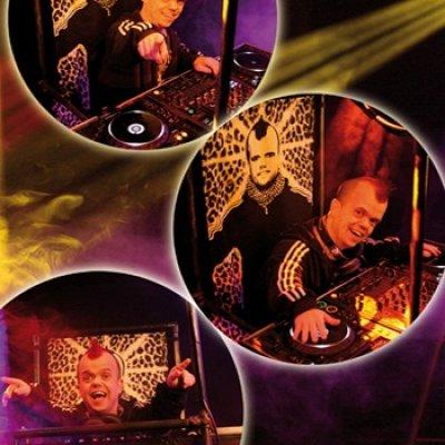 Foto van DJ Tim Little, de kleinste DJ van Europa | JB Productions