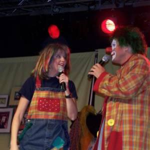 Theatershow Clown Jopie & Tante Angelique inhuren?