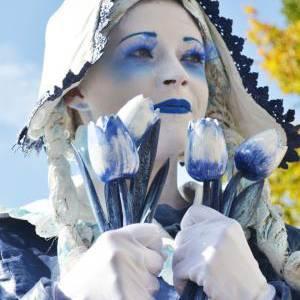 Levend Standbeeld - De Hollandse Dames inhuren