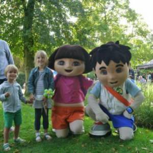 Meet & Greet Dora en Diego boeken