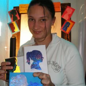 Silhouetknipster Portretknipster Jeanette boeken?