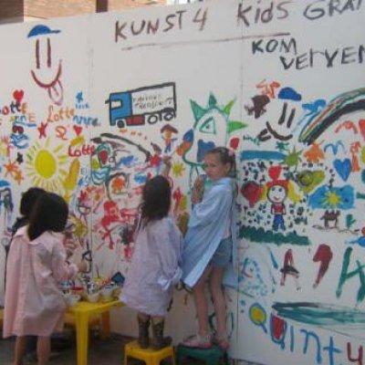 Foto van Kunst 4 Kids Festival | Attractiepret.nl