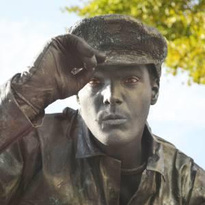 Living Statue de Mosselman