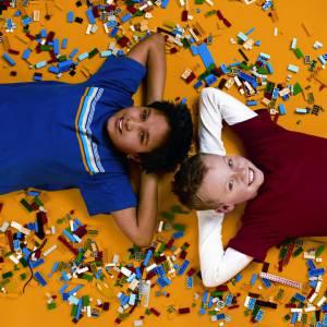 Lego Bouwwedstrijd -  XL boeken
