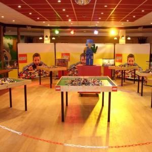 De Lego Bouwwedstrijd -  XL huren