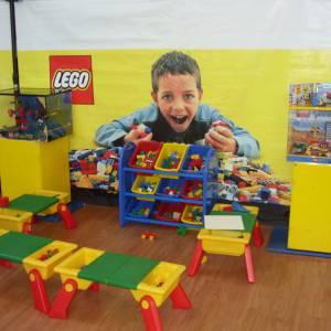 De Lego Bouwwedstrijd -  XL inhuren