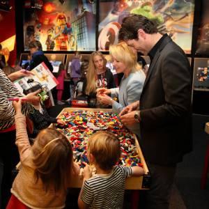 De Lego Bouwwedstrijd -  XL boeken of huren