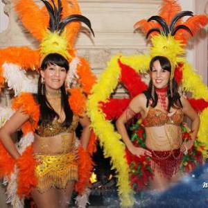 Braziliaanse Danseressen JB Productions