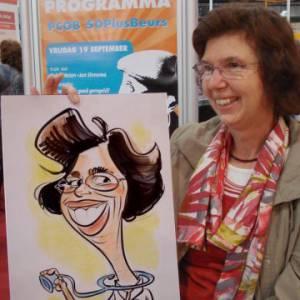 Marion de Karikatuurtekenaar boeken?