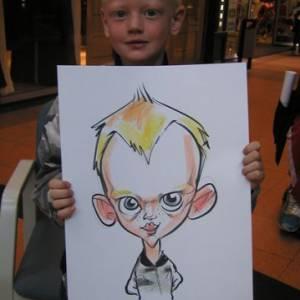 Marion de Karikatuurtekenaar inhuren?