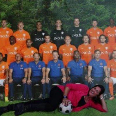 Fotoalbum van WK Voetbal Greenscreen Fotografie | Attractiepret.nl