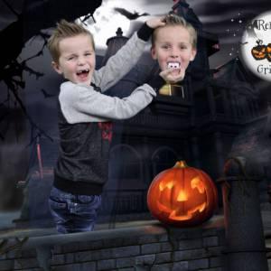 Halloween Greenscreen Fotografie inzetten?