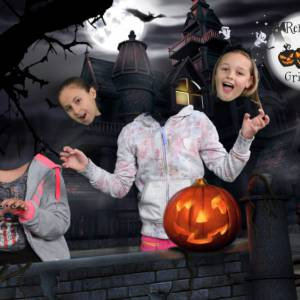 Greenscreen Halloween  Fotografie inhuren?